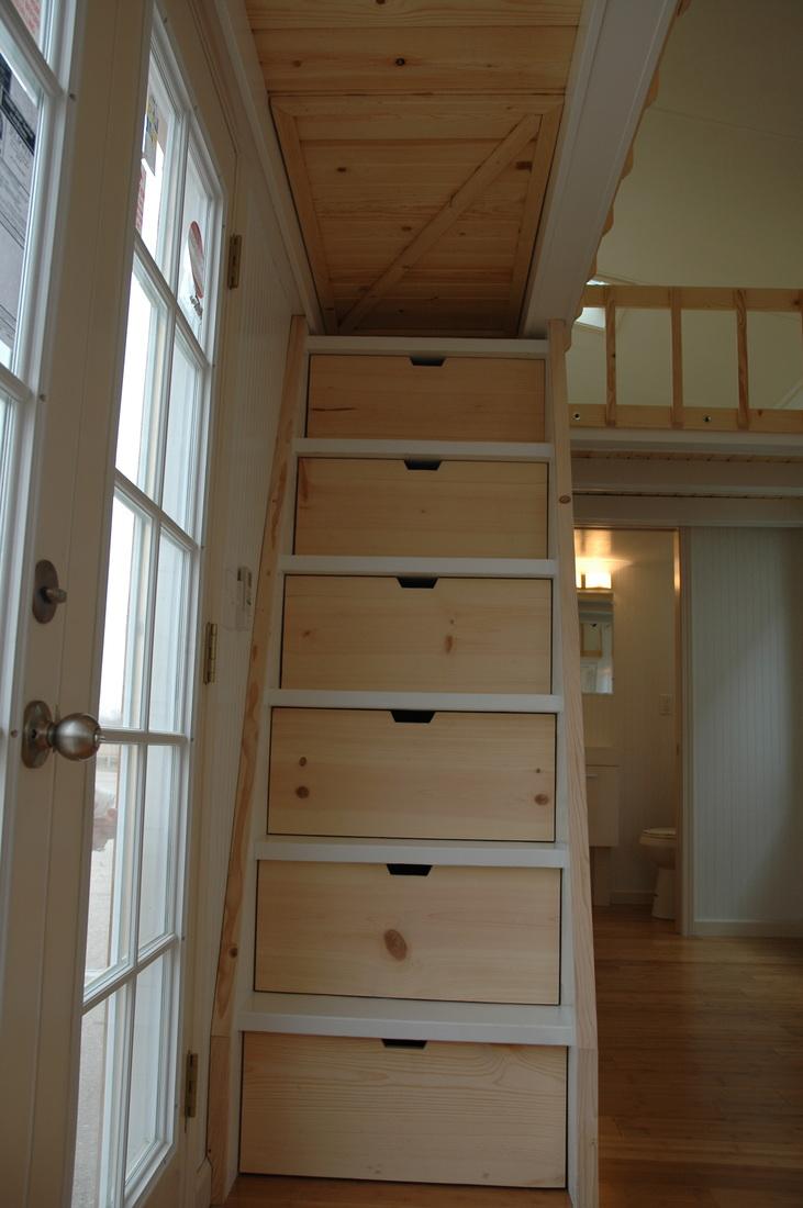 tiny house storage ideas - Tiny House Storage Ideas