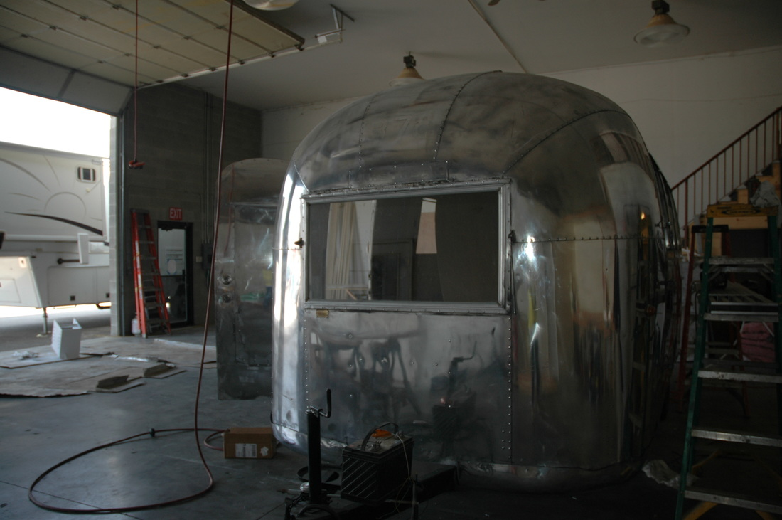 Check out this 1963 Airstream - Tiny Idahomes Tiny Houses