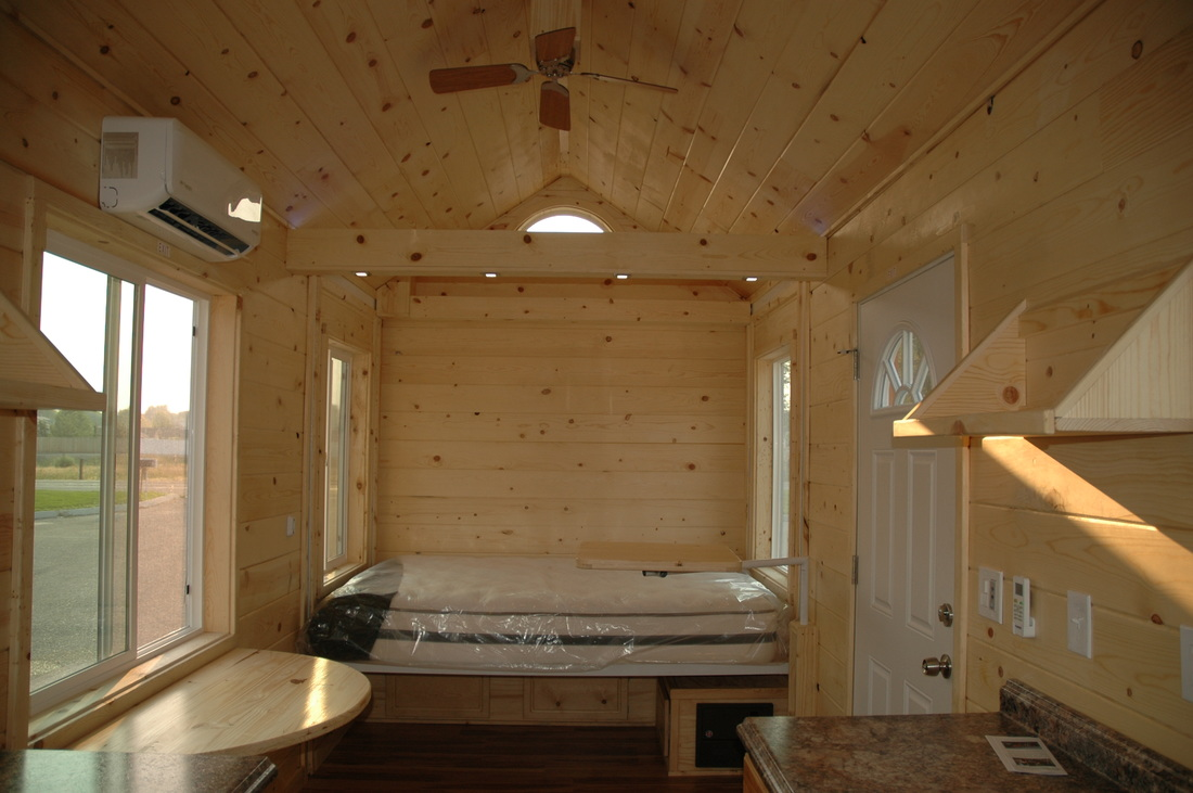 Tiny Home Designs: What Are YOUR Must Haves In A Tiny House RV?