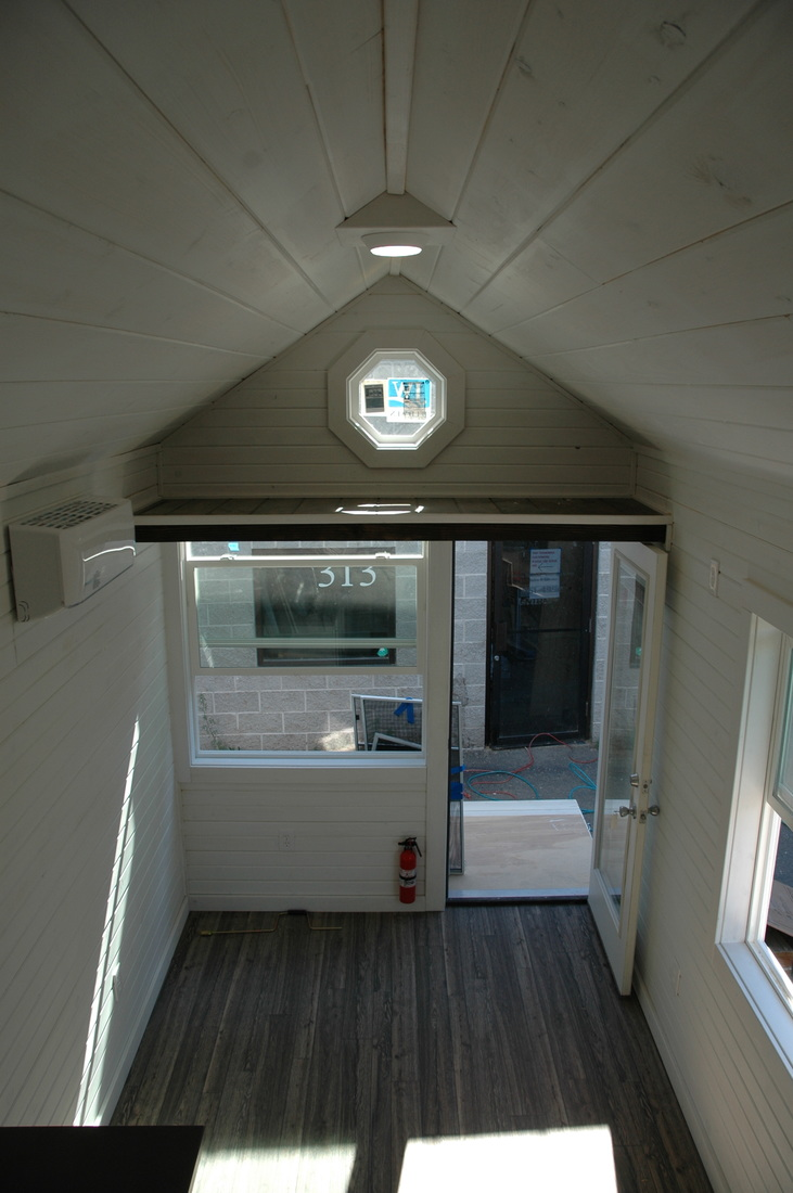 Faithu0027s Clear Creek With Big Slide Out Closet   Tiny Idahomes Tiny Houses  Tiny Home Builders