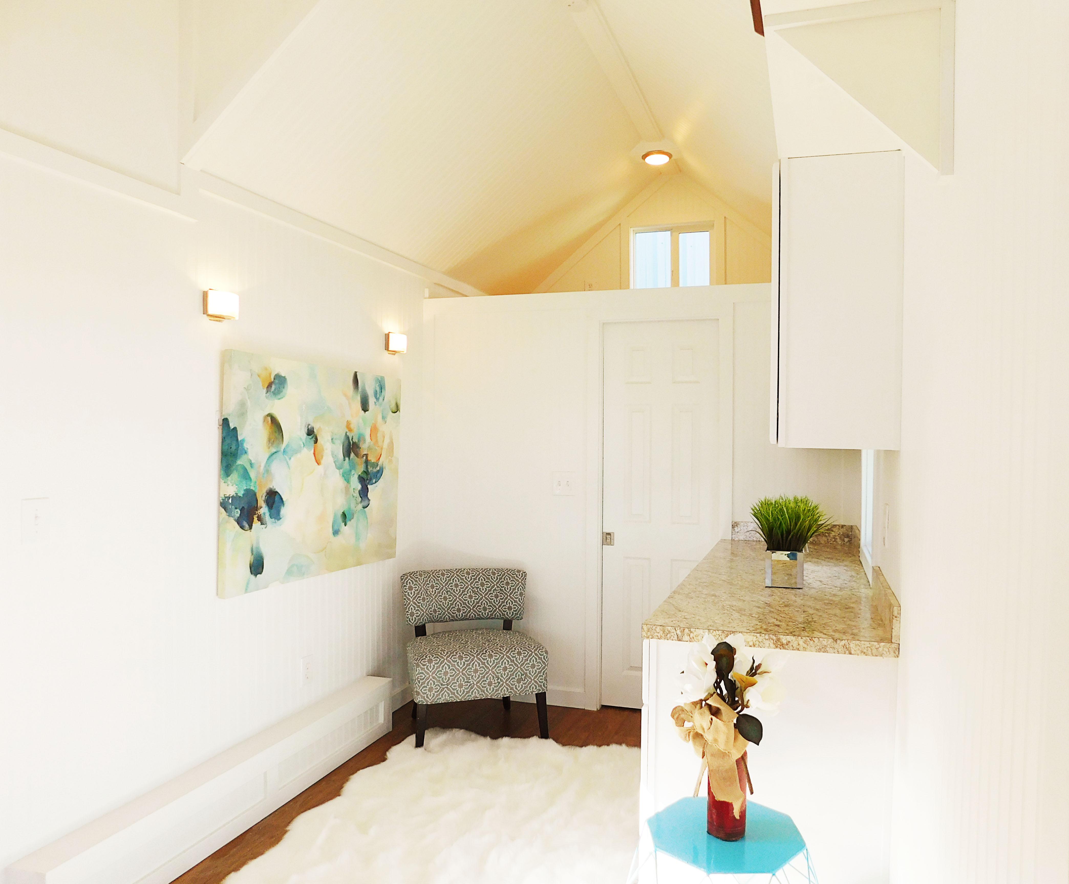 tiny home loft - Tiny Idahomes Tiny Houses Tiny Home Builders